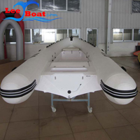 Hypalon Zodiac Rib Inflatable Boat