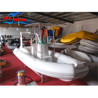 (19 feet) 5.8 M Fully Loaded Premium Inflatable Boat